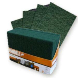 Almohadilla Verde