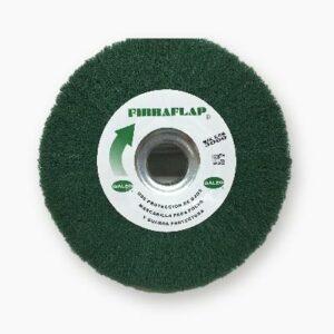 Rueda FIBRAFLAP Verde