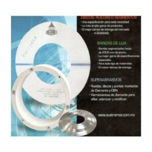 fabricacion de discos ruedas y bandas de lija